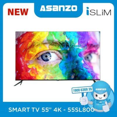 smart tivi asanzo 55sl800