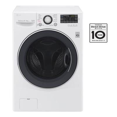 Máy giặt LG lồng ngang 14kg F2514DTGW Inverter Direct Drive
