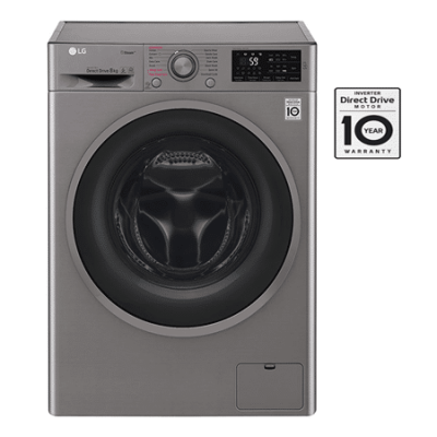 Máy giặt LG lồng ngang 8kg FC1408S3E Inverter Direct Drive